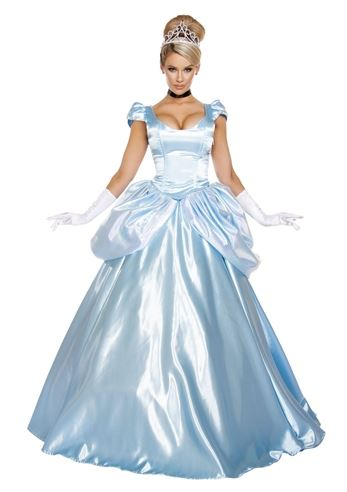 Adult Midnight Deluxe Princess Woman Costume | $209.99 | The Costume Land  sc 1 st  The Costume Land & Adult Midnight Deluxe Princess Woman Costume | $209.99 | The Costume ...