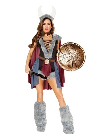 7830a4f56d2 Adult Shield Maiden Woman Roman Costume | $76.99 | The Costume Land