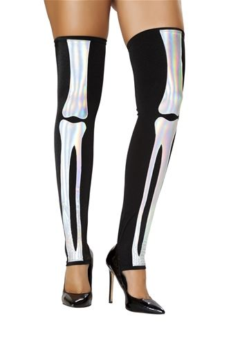 41dd1ad3f552d6 Adult Skeleton Leggings | $23.99 | The Costume Land