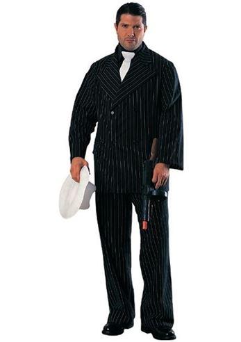 sc 1 st  The Costume Land & Adult Gangster Men Deluxe Costume | $52.99 | The Costume Land