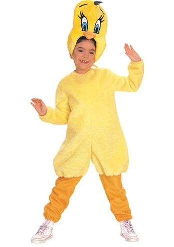 Click here to view Large Image  sc 1 st  The Costume Land & Kids Looney Tunes Tweety Costume | $28.99 | The Costume Land