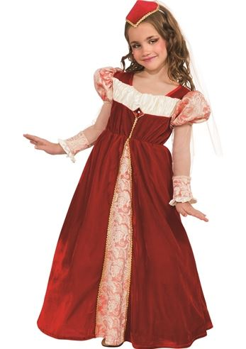 princess halloween costumes girls kids girls renaissance jewel princess costume 22 99