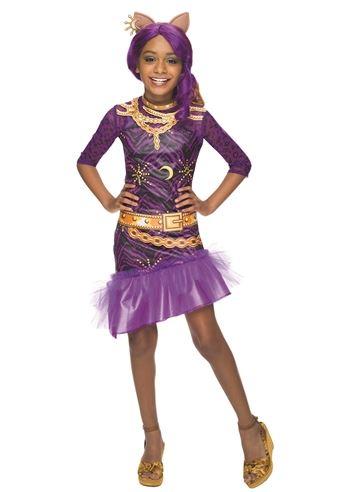 Pin girls clawdeen wolf makeup kit monster high costume on pinterest