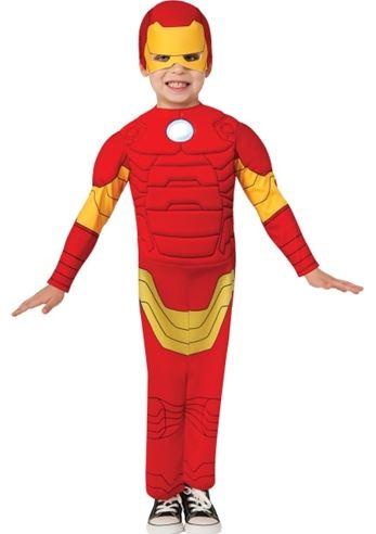 Kids Iron Man Boys Toddler Costume