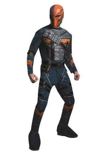 Click here to view Large Image  sc 1 st  The Costume Land & Adult Batman Arkham Franchise Deathstroke Mens Costume | $55.99 ...