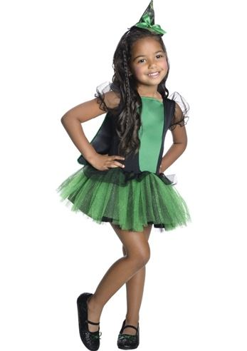 Kids Wizard of Oz Wicked Witch Girls Costume | $28.99 | The ...