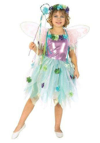 90d29a3b611 Kids Fiber Optic Garden Fairy Girls Costume | $44.99 | The Costume Land