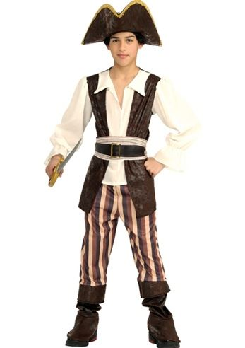 Click here to view Large Image  sc 1 st  The Costume Land & Kids Boys Pirate Costume | $23.99 | The Costume Land