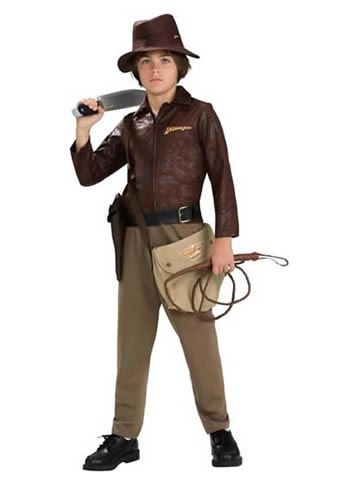 Click here to view Large Image  sc 1 st  The Costume Land & Kids Deluxe Boys Indiana Jones Costume | $31.99 | The Costume Land