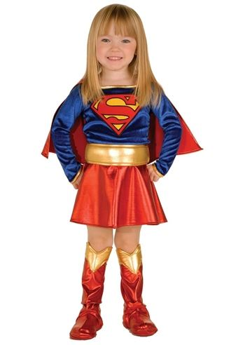 Click here to view Large Image  sc 1 st  The Costume Land & Kids Toddler Supergirl Costume | $28.99 | The Costume Land