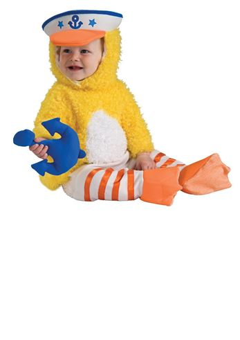sc 1 st  The Costume Land & Kids Duck Toddler Duckie Costume | $28.99 | The Costume Land