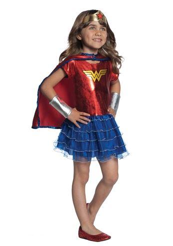 Kids Wonder Woman Toddler Girls Costume 29 99 The Costume Land
