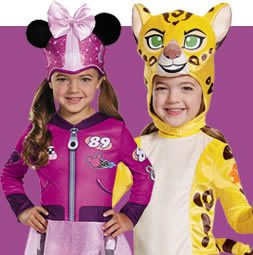 Girls Costumes  sc 1 th 225 & The Costume Land | Halloween Costumes for Adults u0026 Kids