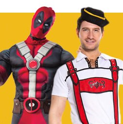 Menu0027s Costumes  sc 1 th 225 & The Costume Land | Halloween Costumes for Adults u0026 Kids