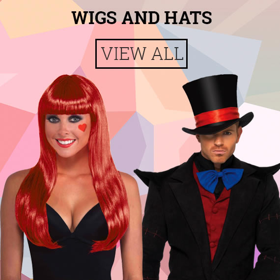 Wigs and Hats