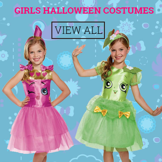 Girls Halloween Costumes 2017