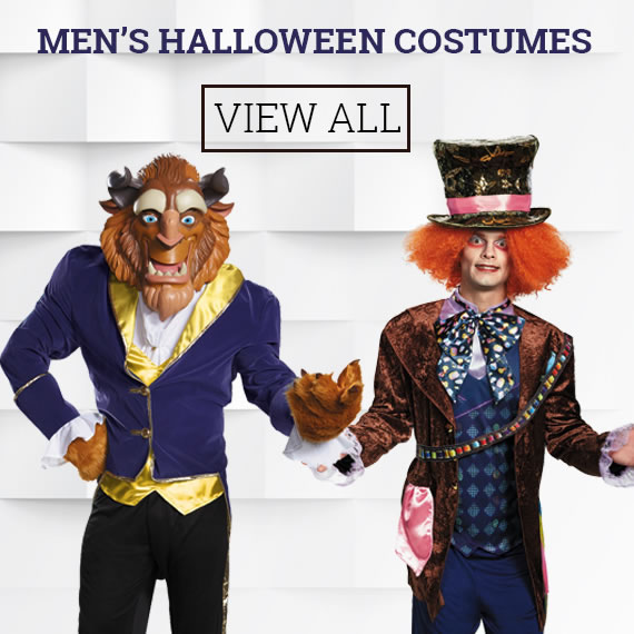 Mens Halloween Costumes 2017