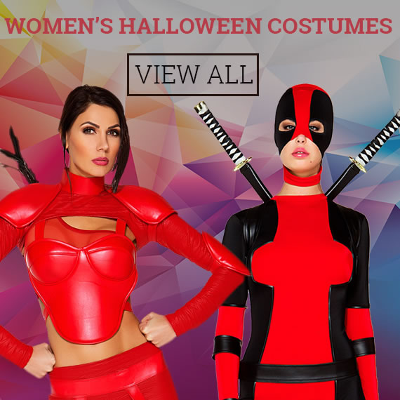 Womens Halloween Costumes 2017