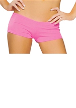 Women Hot Pink Shorts