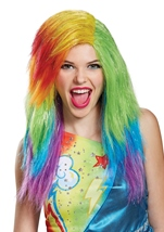 Rainbow Dash Girls My Little Pony Wig
