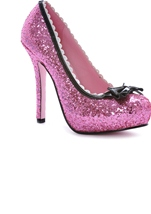 Pink Princess Shoe