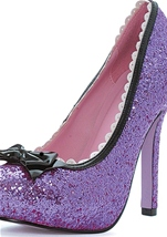Purple Princess Shoe