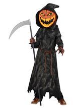 Jack O Head Boys Costume