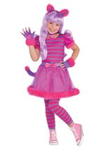 Cheshire Cat Girls Deluxe Costume