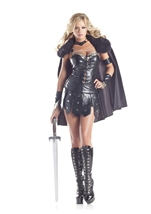 Warrior Princess Woman Costume