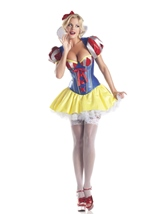 Sweetheart Snow Woman Costume
