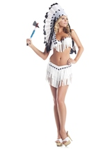 Chief Indian Princess Womens Costume