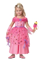 Sweet Fairy Princess Girls Deluxe Costume