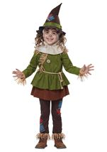 Scarecrow of Oz Kids Costume