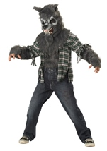 Howling At The Moon Wolf Costume