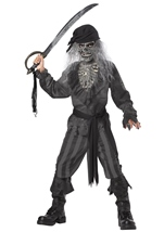 Ghost Ship Pirate Boys Costume