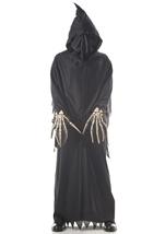 Grim Reaper Deluxe Boys Halloween Costume