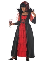 Regal Vampire Girls Halloween Costume