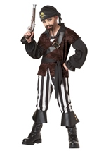 Swashbuckler Pirate Boys Costume