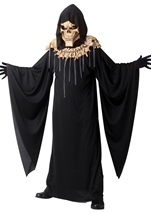 Demon Of Doom Boys Deluxe Reaper Costume