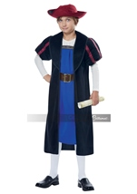 Christopher Columbus Boys Costume