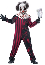 Killer Klown Boys Costume