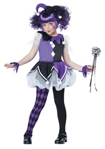 Jester Girls Halloween Costume