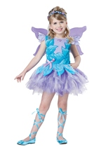 Lilac Fairy Girls Angel And Fairy Costume