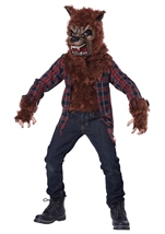 Blood Moon Werewolf Boys Costume
