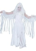 Ghostly Girl Halloween Halloween Costume