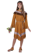 Indian Girls Native American Costume