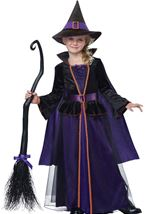 Hocus Pocus Girls Witch Costume