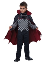 Count Bloodfiend Boys Vampire Costume