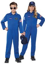 Nasa Astronaut Child Jumpsuit