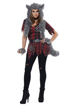 She Wolf Woman Costume